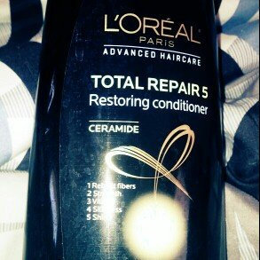 L'Oréal Paris Hair Expert Total Repair 5 Restoring Conditioner uploaded by Shannel G.