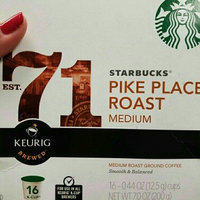 Starbucks Coffee Pike Place Roast K-Cups uploaded by Tiffany G.