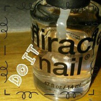 Miracle Nail Hardener Clear Base Coat Polish uploaded by Shanny C.