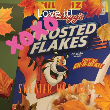 Kellogg's Frosted Flakes Cereal uploaded by Edith J.