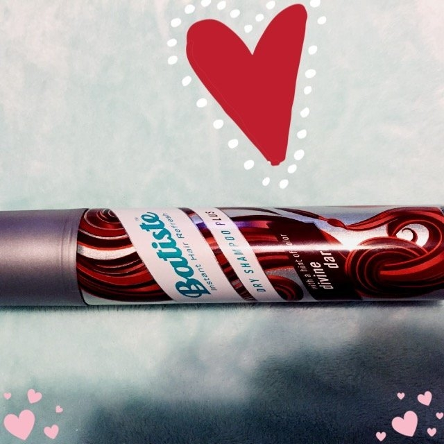 Batiste Dry Shampoo Hint of Color uploaded by Gaby L.