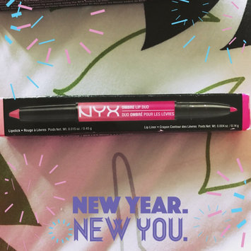 NYX Ombre Lip Duo uploaded by Marcella S.