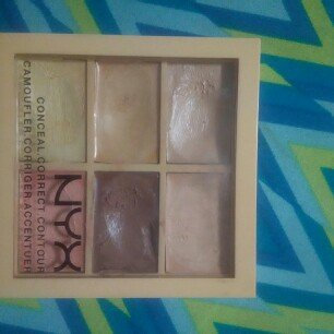 NYX Cosmetics Correct Contour Concela - Light uploaded by Maegan G.