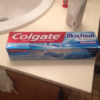 Colgate® MaxFresh® WHITENING COOL SCRUB® with Microscrubbers Toothpaste Mint Blast uploaded by Paola E.
