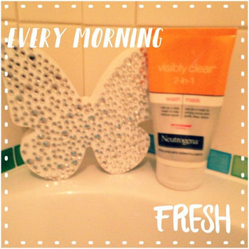 Photo of Neutrogena® Rapid Clear Stubborn Acne Cleanser uploaded by Amy M.