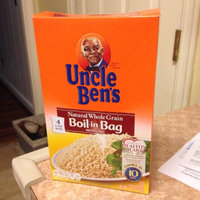 Uncle Ben's Natural Whole Grain Boil-in-Bag Brown Rice uploaded by Darcy R.