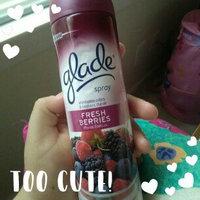 Glade Fresh Berries Room Spray uploaded by Olivia M.