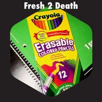 Crayola Erasable Colored Pencils, 12-Color Set uploaded by Jessica W.