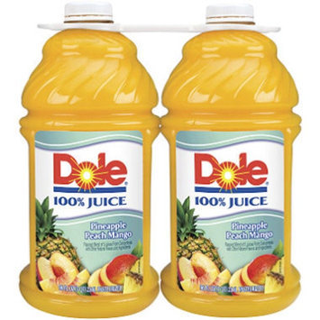 Photo of Dole® Pineapple Peach Mango 100% Juice 96 fl. oz. Bottle uploaded by Jacob B.