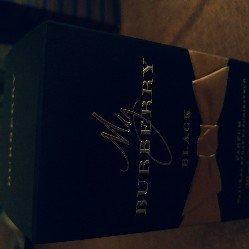 Photo of BURBERRY My Burberry Black 1 oz Eau de Parfum Spray uploaded by Jess O.