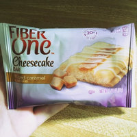 Fiber One Cheesecake Bar Salted Caramel uploaded by Danielle M.