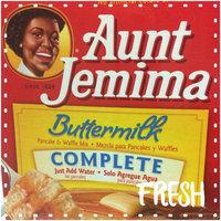 Aunt Jemima Buttermilk Complete Pancake Mix uploaded by Destiny D.