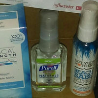PURELL® Advanced Hand Sanitizer Naturals (2 oz.) uploaded by 👸 Erica S.