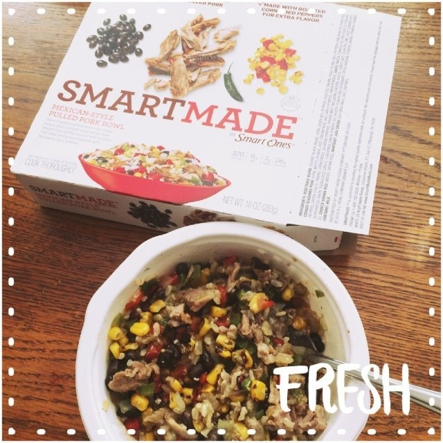 SmartMade™ by Smart Ones® Roasted Turkey & Vegetables uploaded by Kristi R.