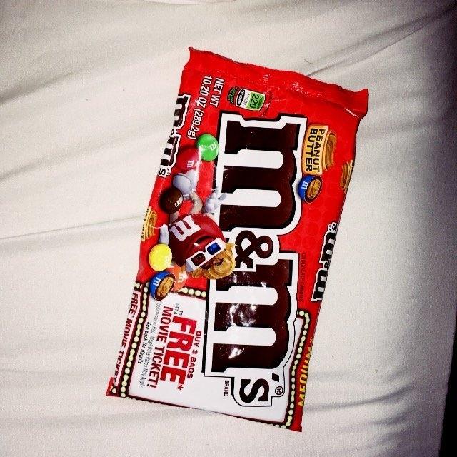 M&M'S Peanut Butter Chocolate Candy Bag, 10.2 oz uploaded by jordan w.