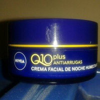 Nivea Anti Wrinkle Q10 Plus Night Cream 50 Ml 1.7 Oz [Health and Beauty] uploaded by Karen Y.