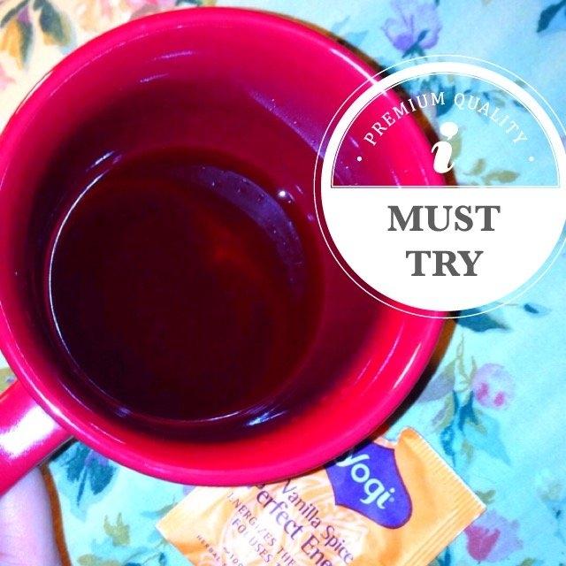 Yogi Tea Vanilla Spice Perfect Energy uploaded by Sabrina D.