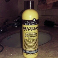 Renpure Originals Brazilian Keratin Straightening Conditioner uploaded by Lilian O.