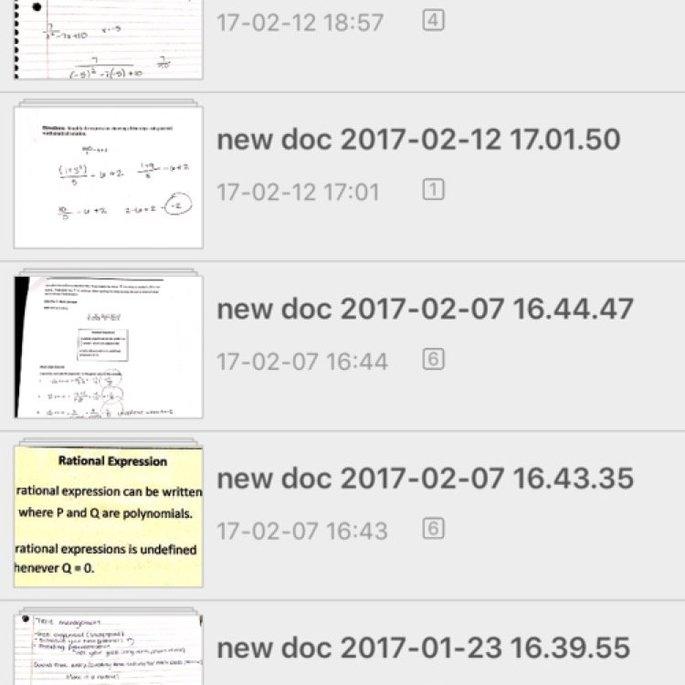 IntSig Information Co.,Ltd CamScanner +| PDF Document Scanner and OCR uploaded by Mallarie J.