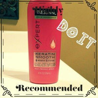 TRESemmé Keratin Smooth Heat Protection Shine Spray uploaded by Erica F.