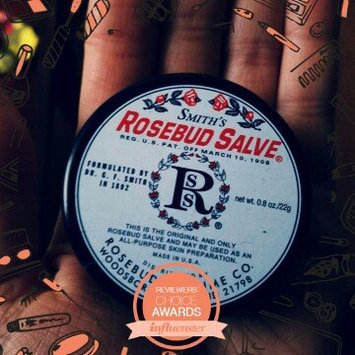 Rosebud Salve Tin - Rosebud Salve French uploaded by Laura A.
