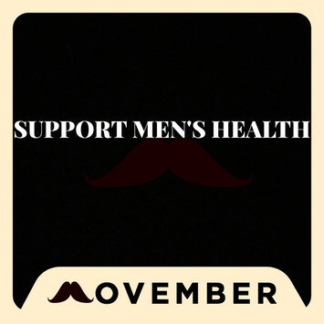 Photo of Movember uploaded by Lauren K.