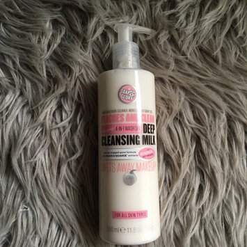 Photo of Soap & Glory Peaches and Clean Deep Cleansing Milk - 11.8 fl oz uploaded by Meaghan B.