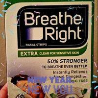 BREATH RIGHT Breathe Right Nasal Strips uploaded by Ariana B.