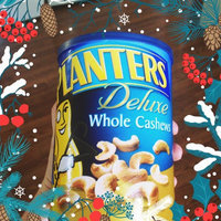 Planters Deluxe Whole Cashews Can uploaded by Amber M.