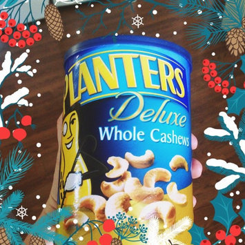 Photo of Planters Deluxe Whole Cashews Can uploaded by Amber M.