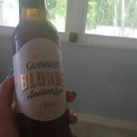 Guinness Blonde American Lager - 6 PK uploaded by Sara S.