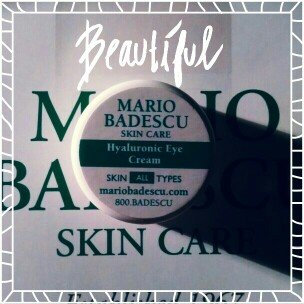 Photo of Mario Badescu Hyaluronic Eye Cream None uploaded by Jennifer W.
