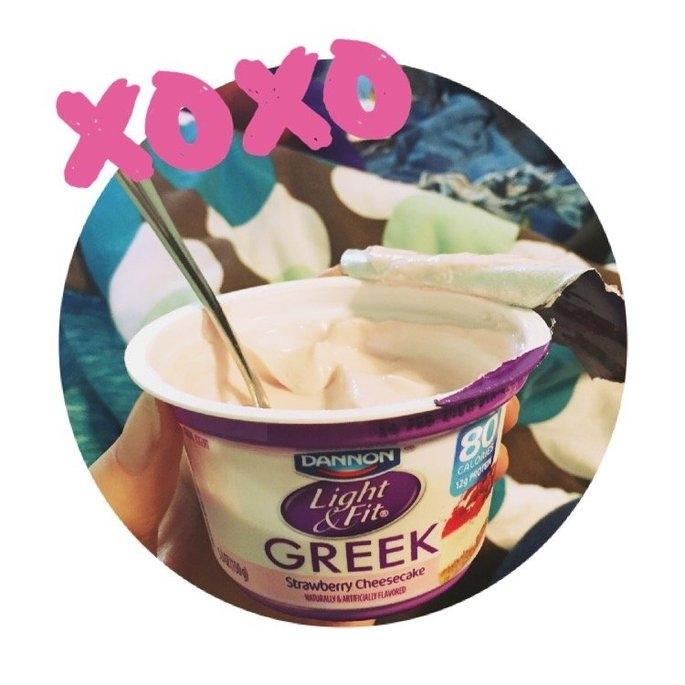 Dannon® Light & Fit Greek Yogurt uploaded by Courtney C.
