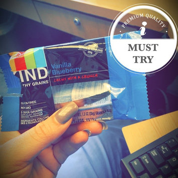 Photo of KIND® Granola Bar Vanilla Blueberry uploaded by Tavia L.