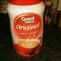 Great Value: Coffee Non-Dairy Creamer, 35.3 Oz uploaded by maria p.