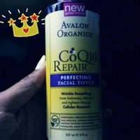 Avalon Organics Wrinkle Therapy With Coq10 & Rosehip Perfecting Toner uploaded by Laura B.