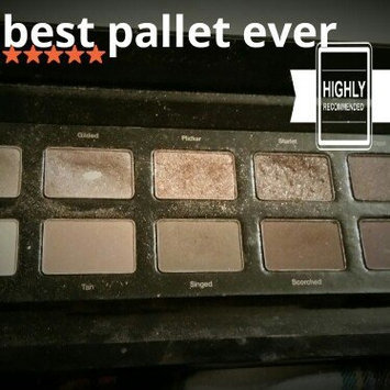 Photo of ULTA Gilded Gold Natural Eye Shadow Palette uploaded by Amber B.