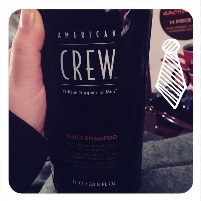 American Crew Daily Shampoo - 33.8 oz uploaded by Jessica A.