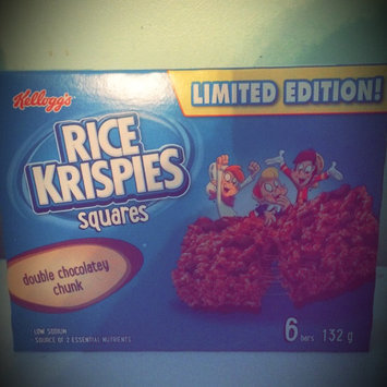 Photo of Kellogg's Rice Krispies Treats Double Chocolatey Chunk - 8 CT uploaded by brandy c.