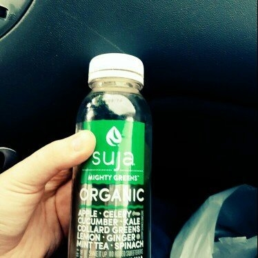 Suja® Organic Mighty Greens™ Fruit & Vegetable Juice uploaded by Alena L.