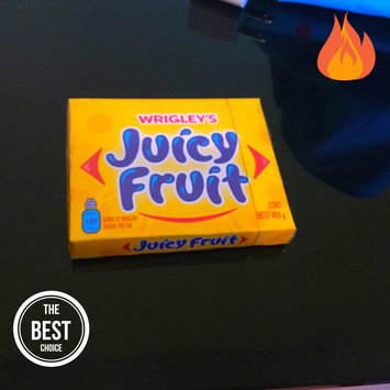 Photo of Juicy Fruit Gum uploaded by Tiffany L.