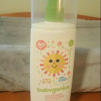 Babyganics Tear Free Mineral-Based Sunscreen Spray 50+ SPF uploaded by Lo P.