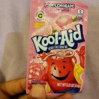 Kool-Aid Pink Lemonade Caffeine Free Unsweetened Soft Drink Mix uploaded by Ebonie C.