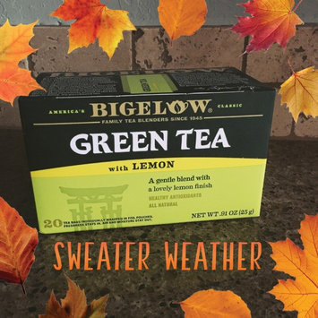 Photo of Bigelow Green Tea with Lemon uploaded by Candace W.