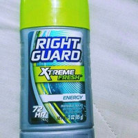 Right Guard Xtreme Fresh Energy Invisible Solid Antiperspirant & Deodorant uploaded by Julian C.