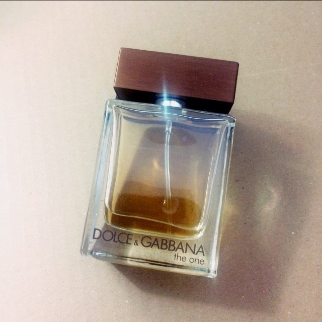 Dolce & Gabbana The One for Men uploaded by Sep K.