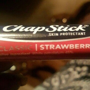 Photo of ChapStick® Lip Balm Skin Protectant - Classic Strawberry uploaded by member-30934f16a