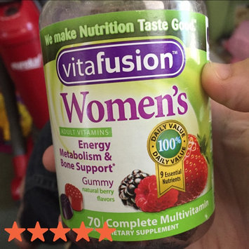 MISC BRANDS Vitafusion Women's Gummy Vitamins Complete MultiVitamin Formula uploaded by Meagan R.