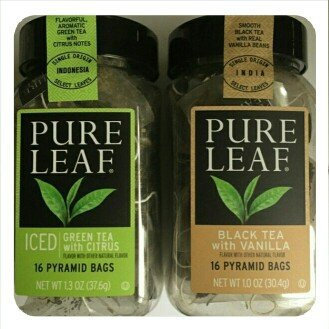 Photo of Pure Leaf Black Tea with Vanilla uploaded by meghan M.