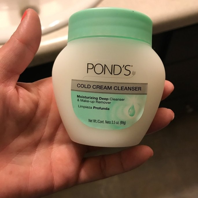 Pond's Cold Cream Cleanser uploaded by Melissa G.